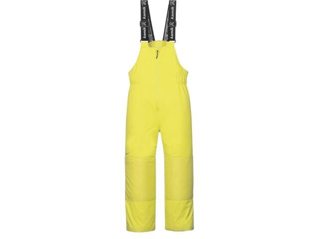 Kamik Winkie Spodnie zimowe Dzieci, lime